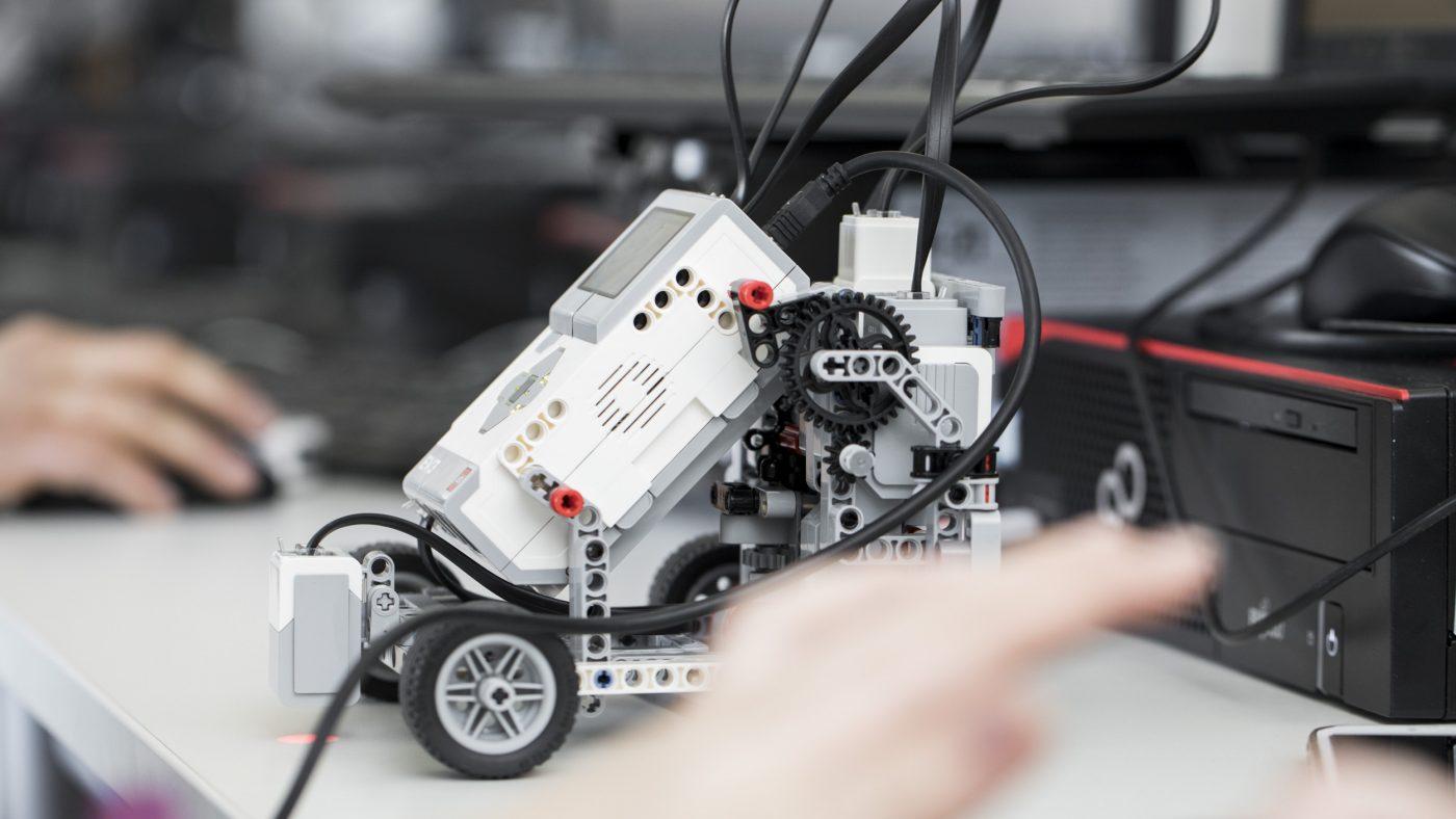 testen Roboter EV3