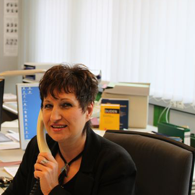 Sekretariat Frau Flauss