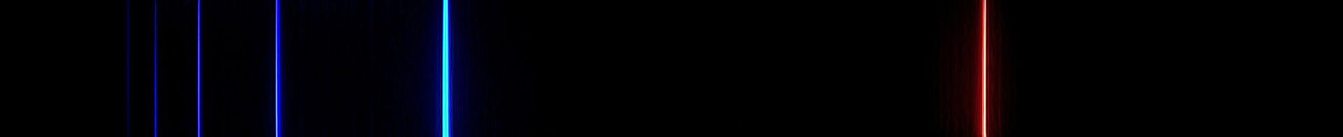 Balmer-Serie des Wasserstoff-Spektrums
